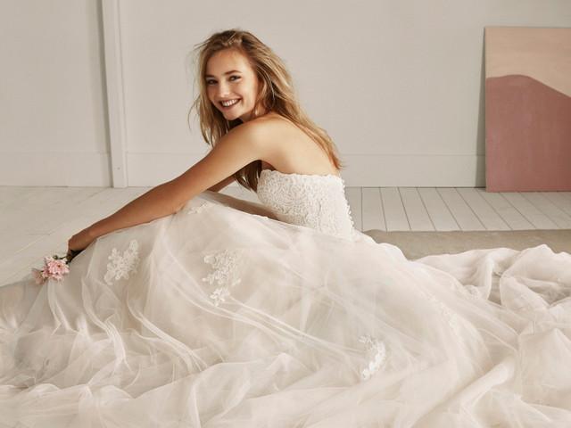 Vestidos de novia White One 2020, aptos para novias soñadoras