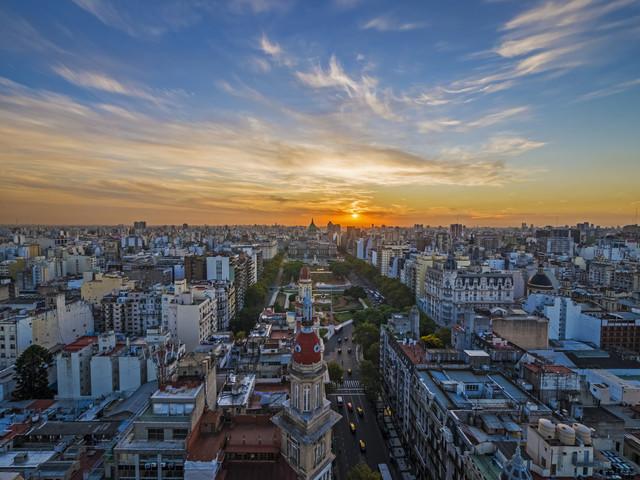 Luna de miel en Argentina: más que visitarla, ¡se vive!