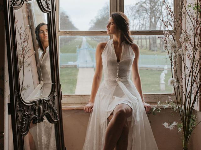 """Sí"" a la moda francesa: vestidos de novia Pour Un Oui by Cymbeline 2020"
