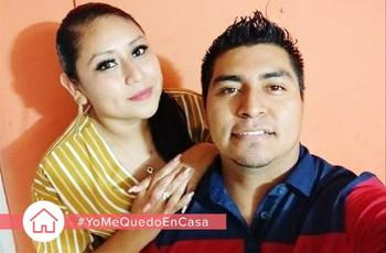 Con los 50 mil pesos del sorteo, Luis y Karina cumplirán (en breve) un sueño