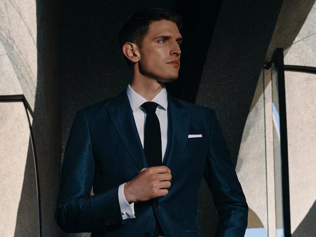 Trajes de novio Hugo Boss 2020: modernos y sofisticados