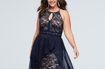 Vestidos de fiesta 'plus size': 35 modelos para lucir cuerpazo