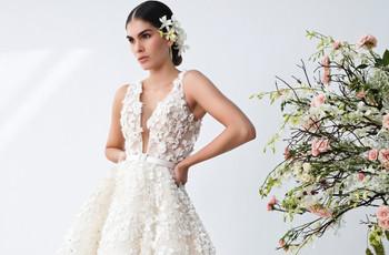Vestidos de novia Benito Santos 2019: moda hecha en México