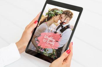 Tendencias en bodas 2022, las favoritas de las parejas. ¡Incluye un e-book!