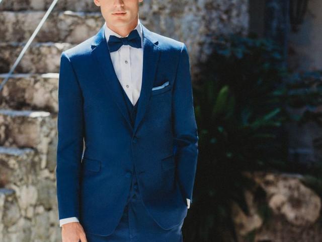 45 accesorios azules para novios, ¡ponle estilo a tu look!