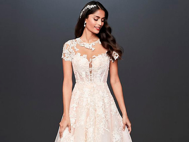 10 vestidos de novia David's Bridal: novedades de sus últimas colecciones