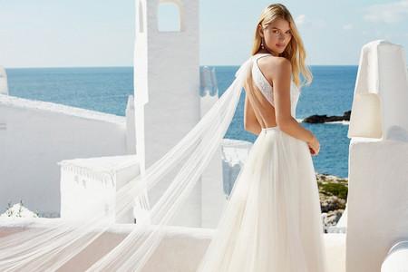 Conoce los tipos de tul que verás en los vestidos de novia más románticos