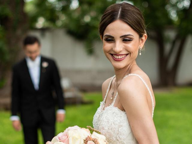 8 ideas para un maquillaje de novia atrevido... pero no demasiado