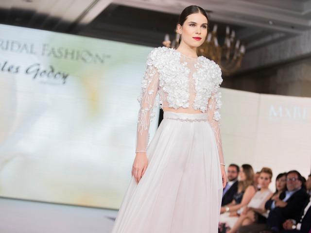 Vestidos de novia Angeles Godoy 2019, un rincón de París en la CDMX