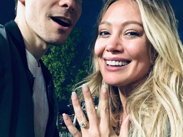 Hilary Duff y Matthew Koma, ¡se comprometen!