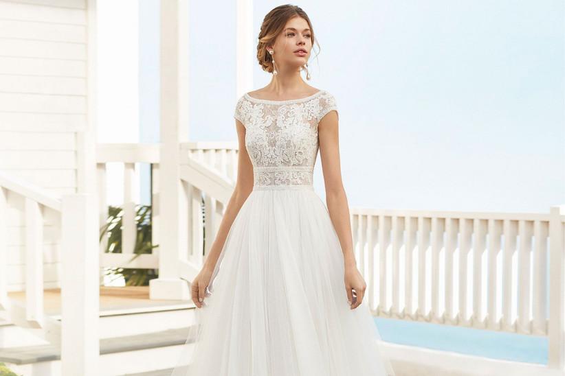 6037173ec601 14 vestidos de Rosa Clará que enamorarán a las novias de 2020 ...