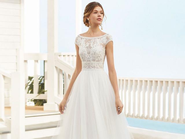 14 vestidos de Rosa Clará que enamorarán a las novias de 2020