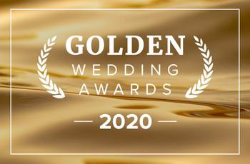 Golden Wedding Awards 2020: los mejores proveedores de boda en México