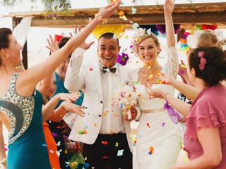 Test: ¿Saben cuáles son los colores ideales para su boda?