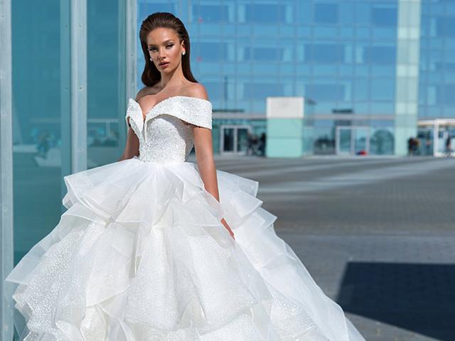 Vestidos de novia Woná Concept 2020: diseños hechos para brillar