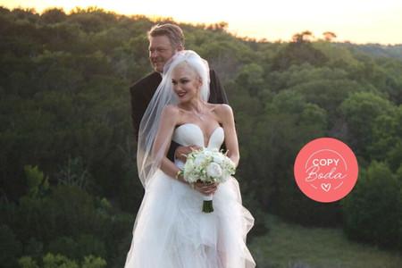 Copy boda: Gwen Stefani y Blake Shelton los inspirará a querer tener una boda de estilo country