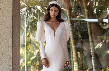 Vestidos de novia Pronovias 2021: ¡espectaculares diseños!