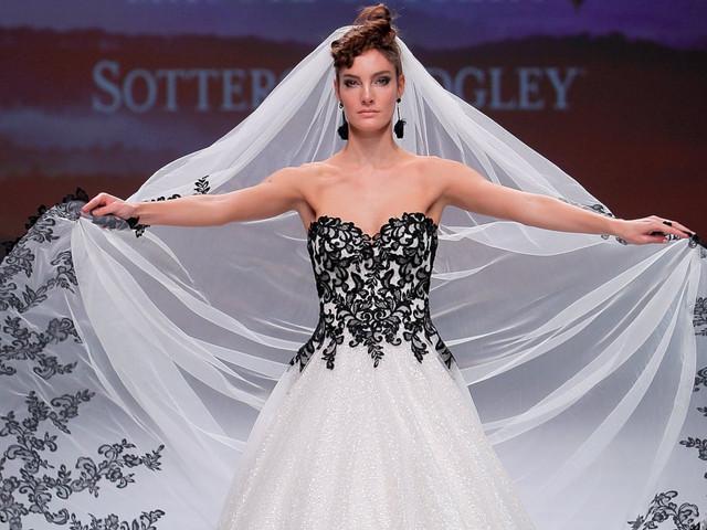 9 vestidos de novia Maggie Sottero, última colección: sin palabras