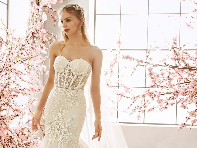 50 vestidos de novia con corsé: ¡varillas a la vista para 2020!