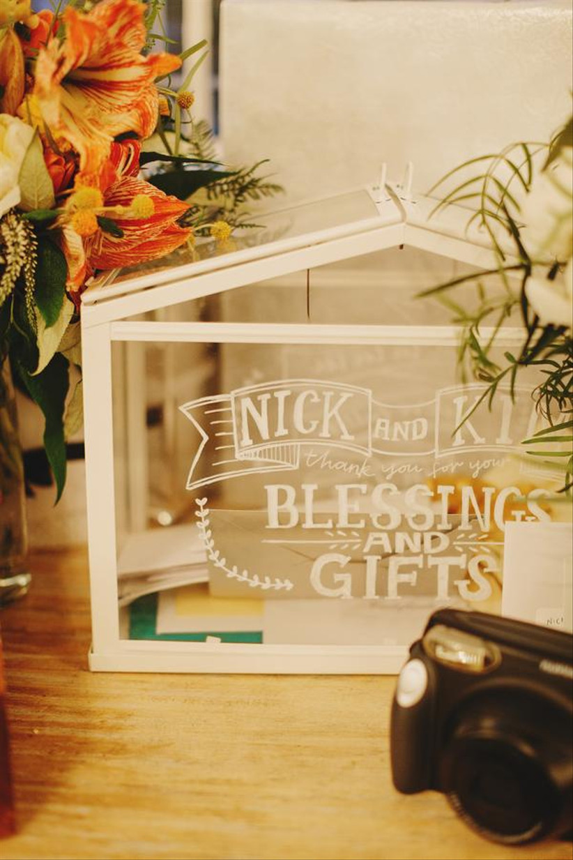 decoración para boda original
