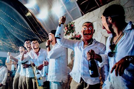 Fans de 'La casa de papel', ¿animarían su boda con esta temática?
