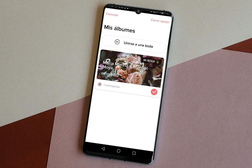 app de bodas para celular