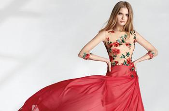 70 vestidos y accesorios de fiesta para boda mexicana
