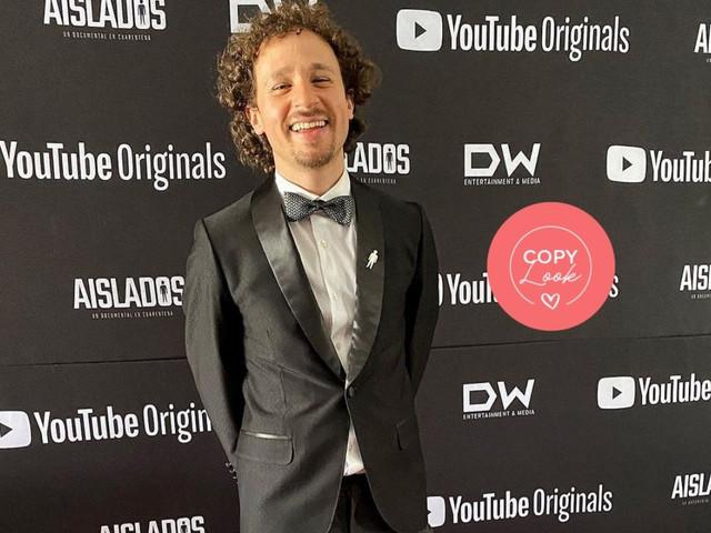 Luisito Comunica: así son sus originales looks para asistir como invitado de boda