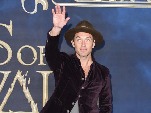 Jude Law se casa en Londres y le dice adiós a la soltería (nuevamente)