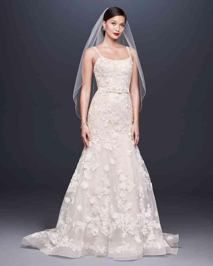 David's Bridal: Oleg Cassini