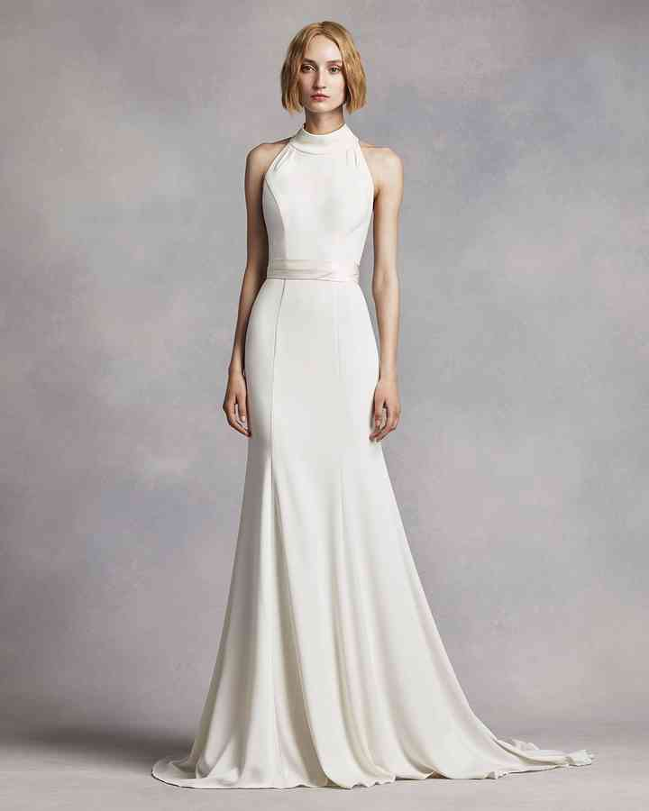 David's Bridal: White By Vera Wang