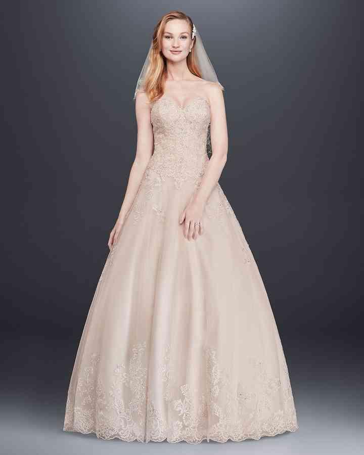 David's Bridal: Jewel