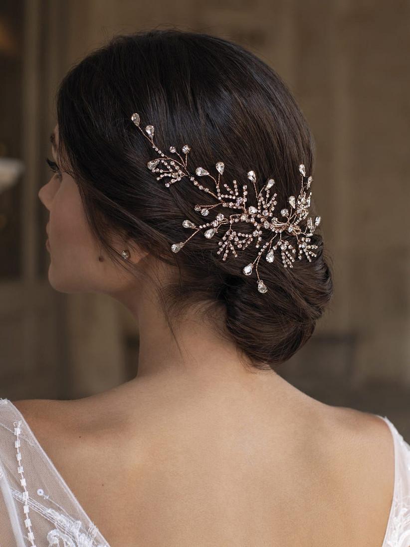 Extremadamente atractivo peinados 2021 para bodas Galería De Consejos De Color De Pelo - Tendencias en peinados de novia 2021, ¡looks desenfadados ...