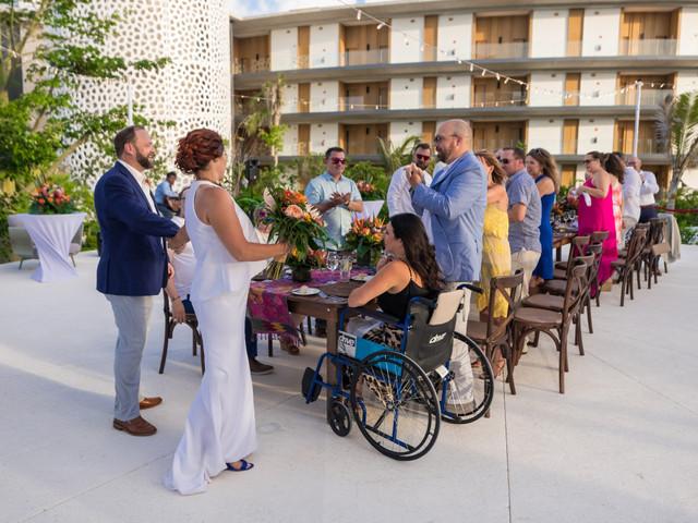 Invitados con discapacidad: cómo hacer su boda más incluyente