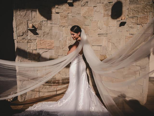 5 ideas para las fotografías de tu vestido de novia, ¡inspírate!