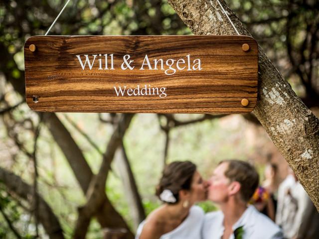 Señalización para bodas que no pueden faltar en una celebración