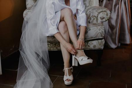 9 zapatos vintage para novia: clásicos muy vigentes