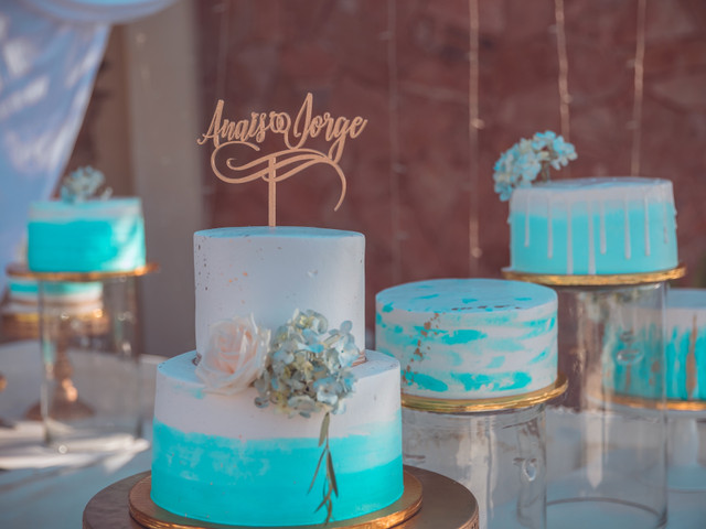 5 consejos para elegir un delicioso pastel de boda en verano