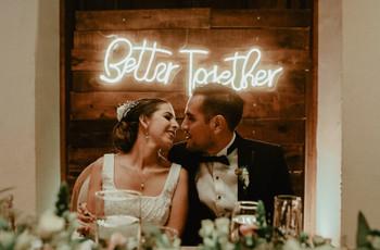 ¿Faltan tres meses para su boda? ¡Esto es lo que deben tener listo!