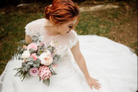 9 ideas para adaptar el vestido de novia a otra estación