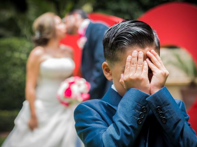 5 cosas que tienen que adaptar si tendrán niños en la boda