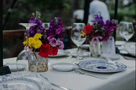 35 centros de mesa para boda económicos y originales, ¿cuáles elegirán?