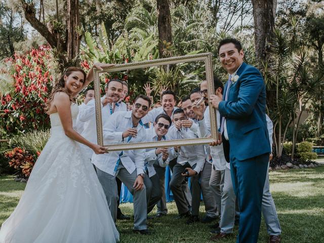 Decoración con marcos, el toque de las bodas vintage y shabby chic