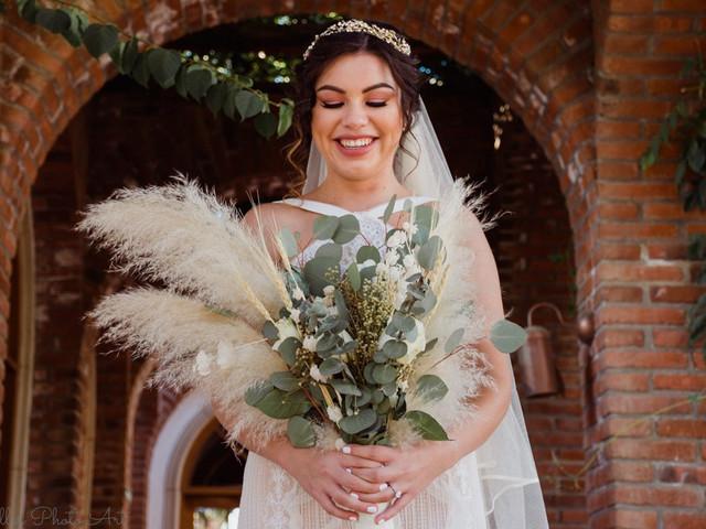 6 tendencias en ramos de novia 2021: ¡flechazo floral a la vista!
