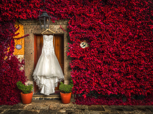 11 tareas que siguen a la compra del vestido de novia