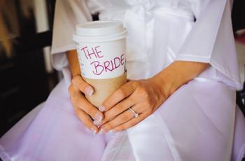 8 maneras de reducir los nervios antes de la boda