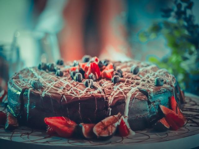 Pasteles de boda con chocolate: 8 formas de usar este ingrediente