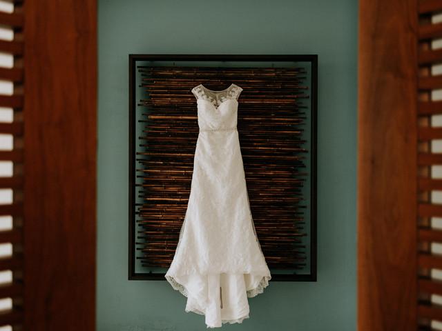 ¡Existe! Descubre el vestido de novia ideal según la forma de tu cuerpo