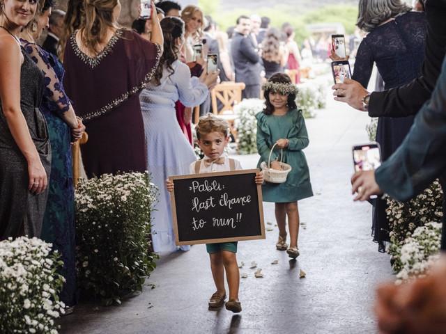 9 maneras de hacer que los niños participen en la boda