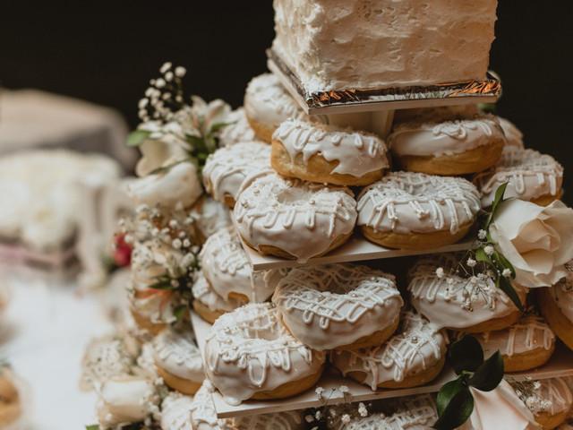 6 deliciosas alternativas al pastel de boda, ¿listos para pecar?